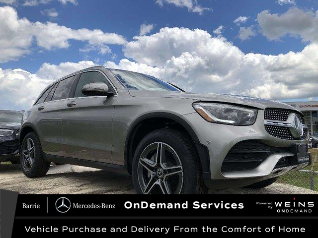 2020 Mercedes-Benz GLC 300 Base (Stk: 20MB248) in Innisfil - Image 1 of 23