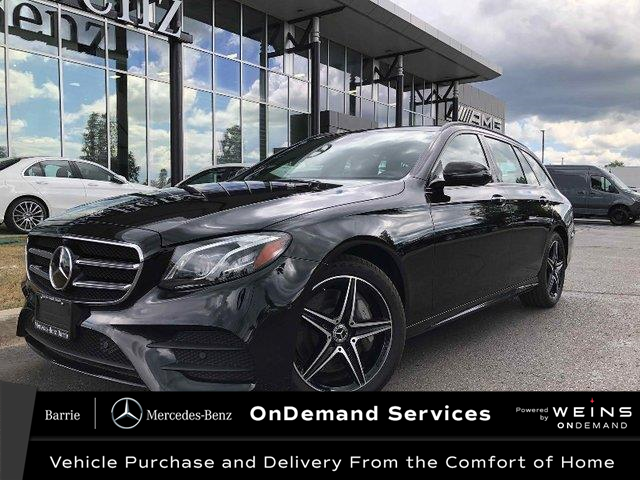 2020 Mercedes-Benz E-Class Base (Stk: 20MB111) in Innisfil - Image 1 of 26