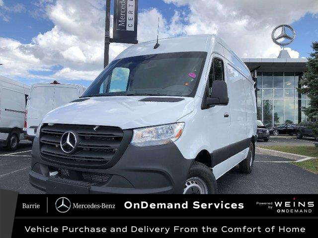 2020 Mercedes-Benz Sprinter 2500  (Stk: 20SP021) in Innisfil - Image 1 of 31