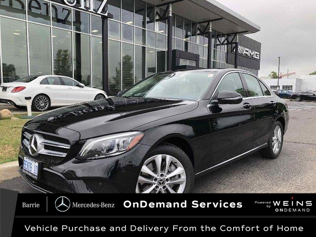 2020 Mercedes-Benz C-Class Base (Stk: 20MB211) in Innisfil - Image 1 of 51