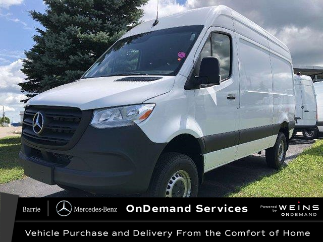 2020 Mercedes-Benz Sprinter 2500  (Stk: 20SP024) in Innisfil - Image 1 of 33