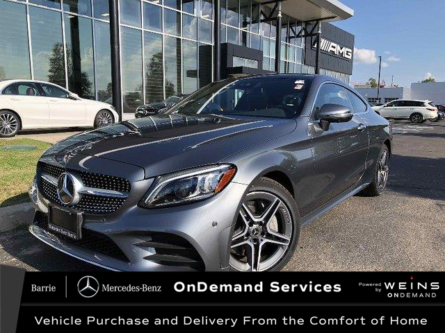 2020 Mercedes-Benz C-Class Base (Stk: 20MB343) in Innisfil - Image 1 of 24