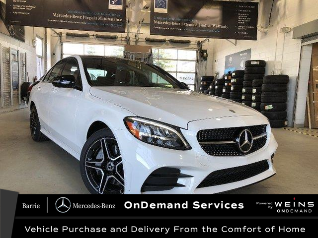 2020 Mercedes-Benz C-Class Base (Stk: 20MB354) in Innisfil - Image 1 of 27