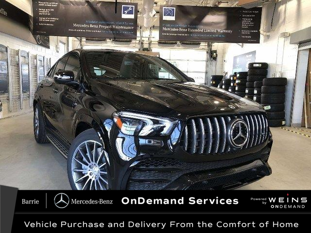 2021 Mercedes-Benz AMG GLE 53 Base (Stk: 21MB002) in Innisfil - Image 1 of 32