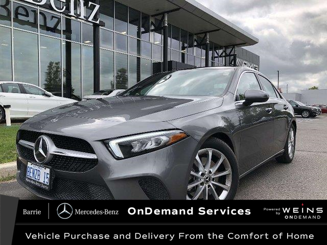 2020 Mercedes-Benz A-Class Base (Stk: 20MB165) in Innisfil - Image 1 of 25