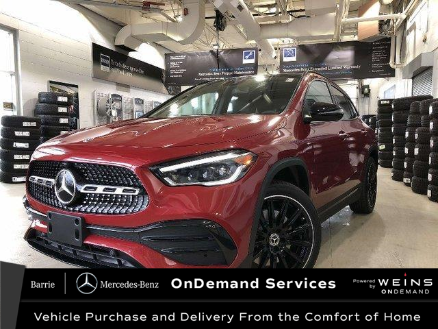 2021 Mercedes-Benz GLA 250 Base (Stk: 21MB004) in Innisfil - Image 1 of 28