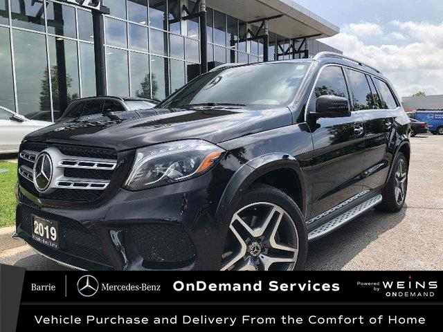 2019 Mercedes-Benz GLS 450 Base (Stk: 19MB376X) in Innisfil - Image 1 of 41