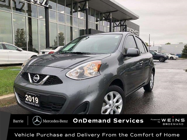 2019 Nissan Micra S (Stk: 20MB063A) in Innisfil - Image 1 of 24