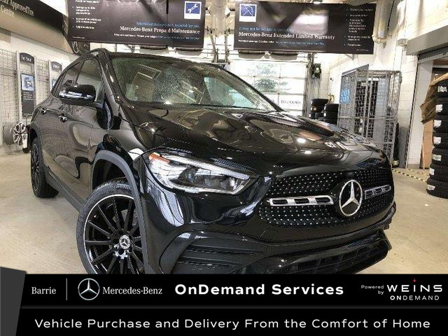2021 Mercedes-Benz GLA 250 Base (Stk: 21MB005) in Innisfil - Image 1 of 25
