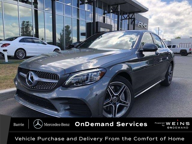 2020 Mercedes-Benz C-Class Base (Stk: 20MB326) in Innisfil - Image 1 of 21