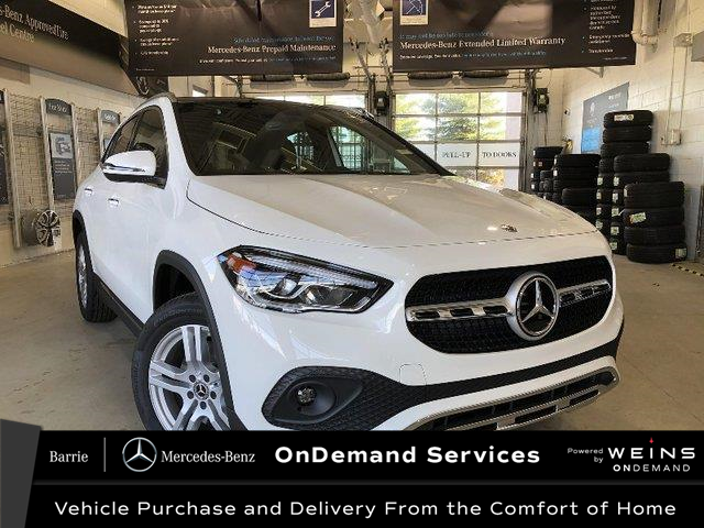 2021 Mercedes-Benz GLA 250 Base (Stk: 21MB011) in Innisfil - Image 1 of 27