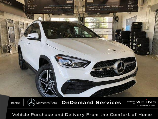 2021 Mercedes-Benz GLA 250 Base (Stk: 21MB008) in Innisfil - Image 1 of 27