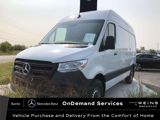 2020 Mercedes-Benz Sprinter 2500  (Stk: 20SP038) in Innisfil - Image 1 of 31