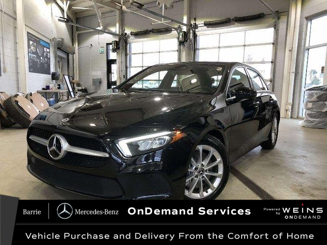 2020 Mercedes-Benz A-Class Base (Stk: 20MB314) in Innisfil - Image 1 of 28