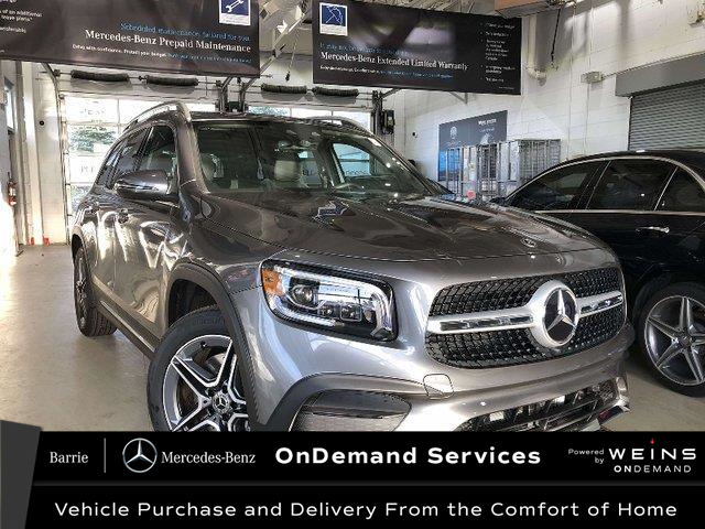 2020 Mercedes-Benz GLB 250 Base (Stk: 20MB379) in Innisfil - Image 1 of 27