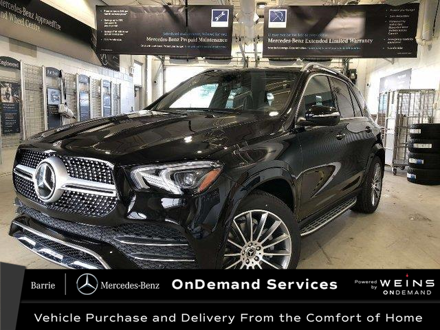 2021 Mercedes-Benz GLE GLE 350 (Stk: 21MB017) in Innisfil - Image 1 of 30