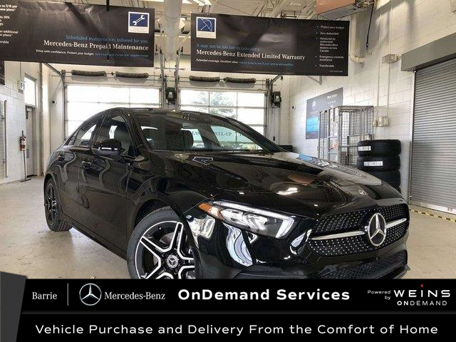 2020 Mercedes-Benz A-Class Base (Stk: 20MB315) in Innisfil - Image 1 of 48