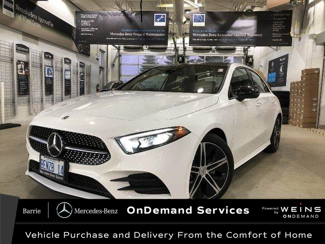 2020 Mercedes-Benz A-Class Base (Stk: 20MB297) in Innisfil - Image 1 of 41
