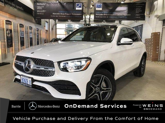 2020 Mercedes-Benz GLC 300 Base (Stk: 20MB369) in Innisfil - Image 1 of 27