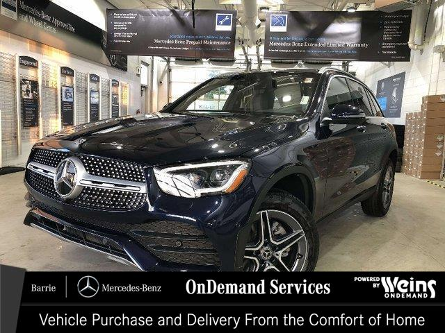 2021 Mercedes-Benz GLC 300 Base (Stk: 21MB025) in Innisfil - Image 1 of 29