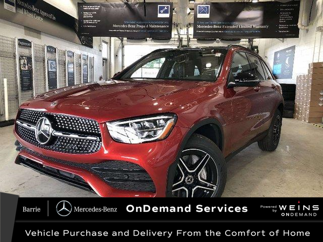 2020 Mercedes-Benz GLC 300 Base (Stk: 20MB388) in Innisfil - Image 1 of 28