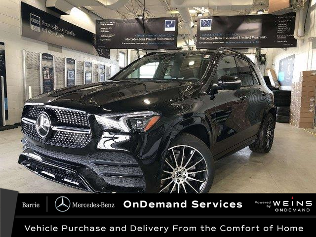 2021 Mercedes-Benz GLE 350 Base (Stk: 21MB043) in Innisfil - Image 1 of 28