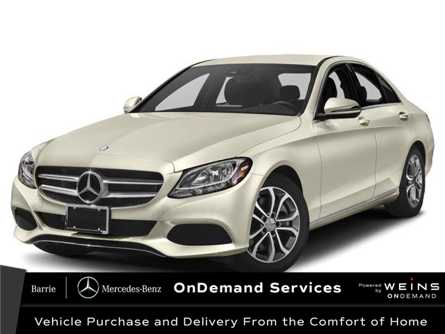 2017 Mercedes-Benz C-Class Base (Stk: 20MB313A) in Innisfil - Image 1 of 9