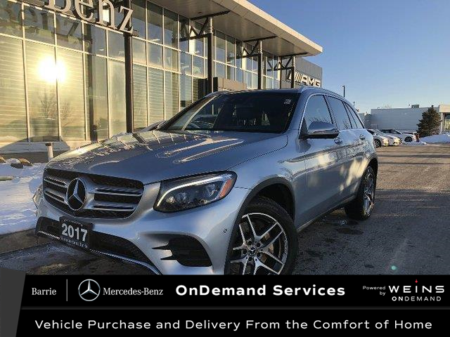 2017 Mercedes-Benz GLC 300 Base (Stk: 21MB063A) in Innisfil - Image 1 of 23