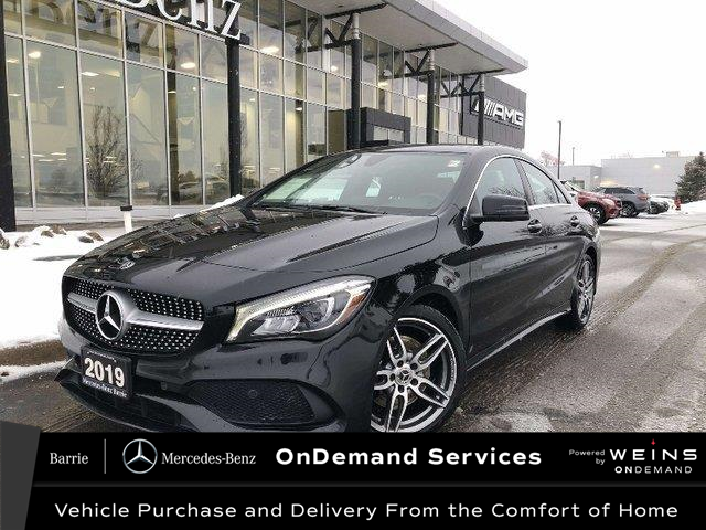 2019 Mercedes-Benz CLA 250 Base (Stk: 20MB211A) in Innisfil - Image 1 of 26