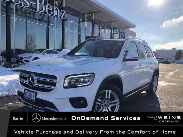 2020 Mercedes-Benz GLB 250 Base (Stk: 20MB395) in Innisfil - Image 1 of 26