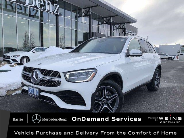 2021 Mercedes-Benz GLC 300 Base (Stk: 21MB062) in Innisfil - Image 1 of 26