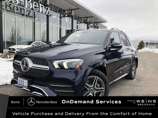 2021 Mercedes-Benz GLE 350 Base (Stk: 21MB057) in Innisfil - Image 1 of 29
