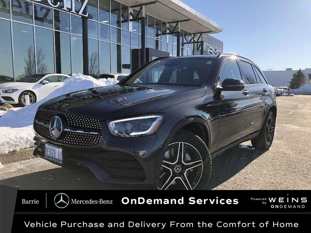 2020 Mercedes-Benz GLC 300 Base (Stk: 20MB304) in Innisfil - Image 1 of 25