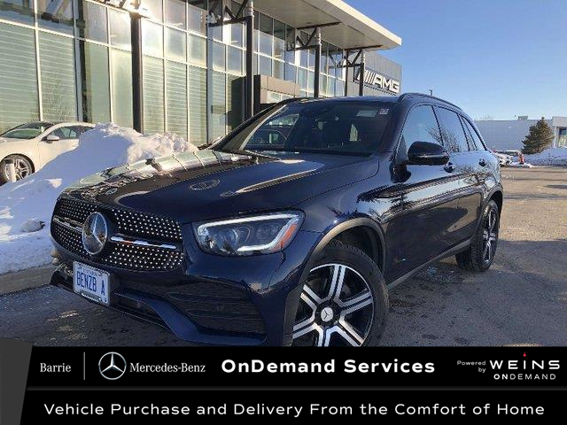 2021 Mercedes-Benz GLC 300 Base (Stk: 21MB039) in Innisfil - Image 1 of 25