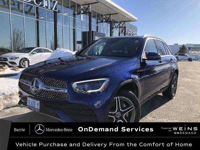 2020 Mercedes-Benz GLC 300 Base (Stk: 20MB292) in Innisfil - Image 1 of 29
