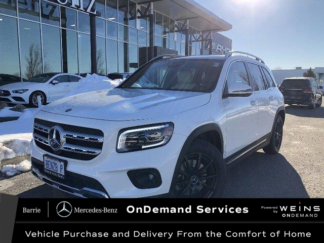 2020 Mercedes-Benz GLB 250 Base (Stk: 20MB390) in Innisfil - Image 1 of 29