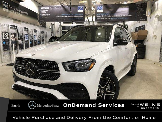 2021 Mercedes-Benz GLE 350 Base (Stk: 21MB072) in Innisfil - Image 1 of 32