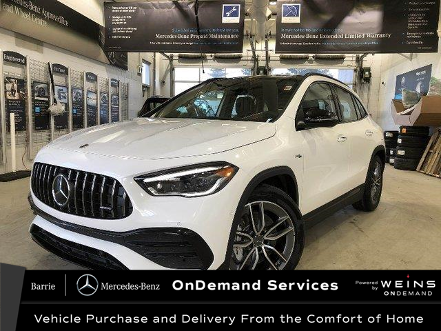 2021 Mercedes-Benz AMG GLA 35 Base (Stk: 21MB088) in Innisfil - Image 1 of 32