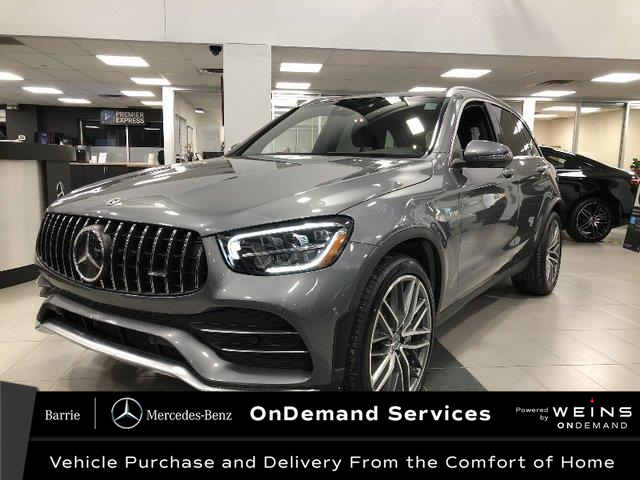 2021 Mercedes-Benz AMG GLC 43 Base (Stk: 21MB085) in Innisfil - Image 1 of 25