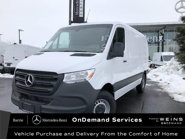 2020 Mercedes-Benz Sprinter 2500  (Stk: 20SP016) in Innisfil - Image 1 of 26