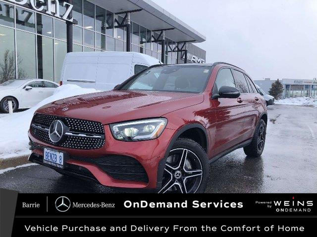 2020 Mercedes-Benz GLC 300 Base (Stk: 20MB295) in Innisfil - Image 1 of 26