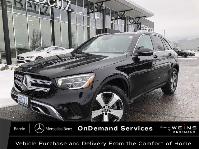 2021 Mercedes-Benz GLC 300 Base (Stk: 21MB064) in Innisfil - Image 1 of 25