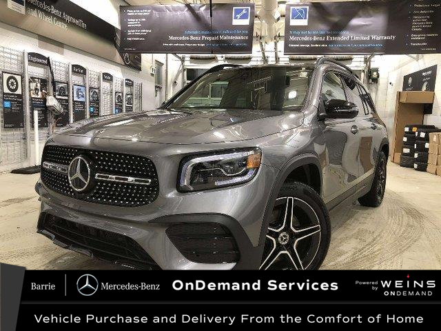 2021 Mercedes-Benz GLB 250 Base (Stk: 21MB102) in Innisfil - Image 1 of 24