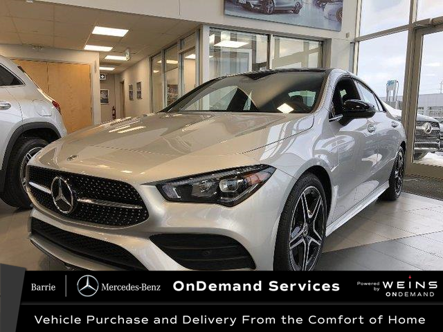 2021 Mercedes-Benz CLA 250 Base (Stk: 21MB109) in Innisfil - Image 1 of 27