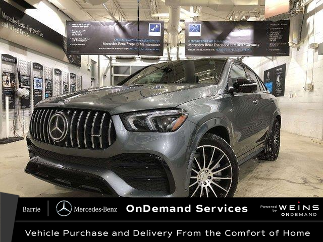 2021 Mercedes-Benz AMG GLE 53 Base (Stk: 21MB108) in Innisfil - Image 1 of 29