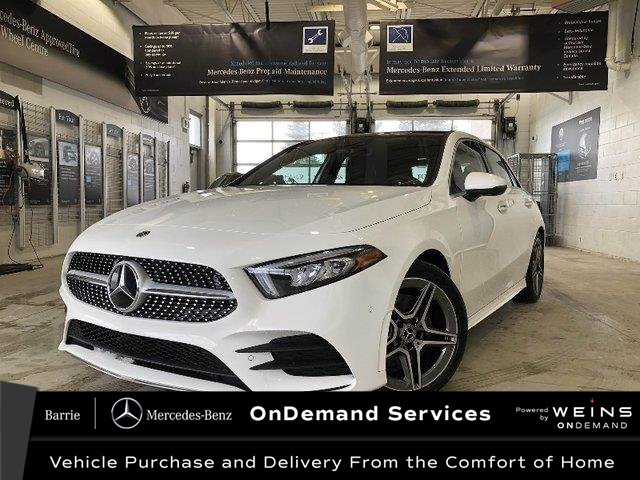 2021 Mercedes-Benz A-Class Base (Stk: 21MB110) in Innisfil - Image 1 of 26