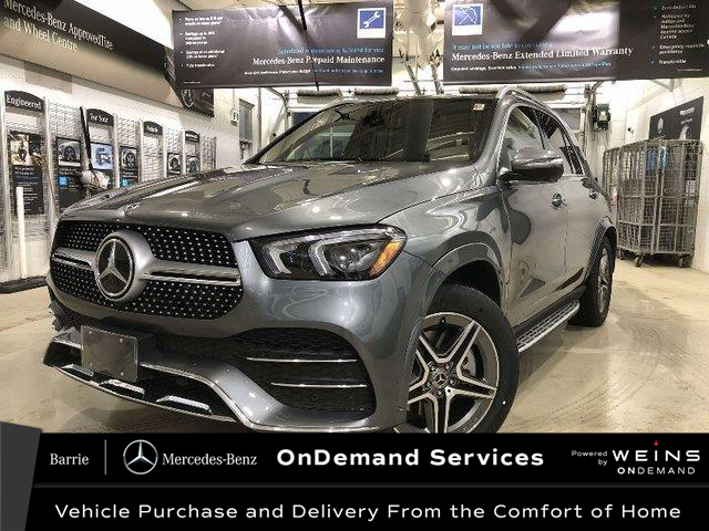 2021 Mercedes-Benz GLE 350 Base (Stk: 21MB116) in Innisfil - Image 1 of 31