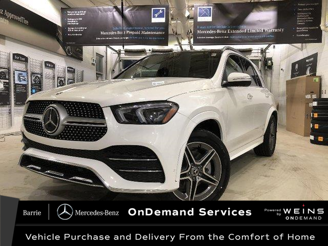 2021 Mercedes-Benz GLE 350 Base (Stk: 21MB121) in Innisfil - Image 1 of 27