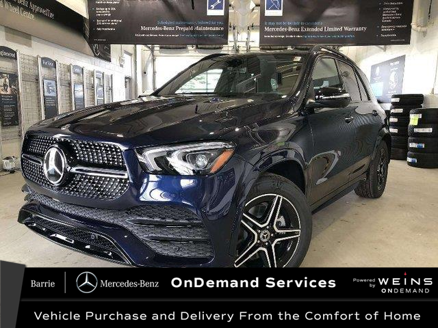 2021 Mercedes-Benz GLE 350 Base (Stk: 21MB024) in Innisfil - Image 1 of 30