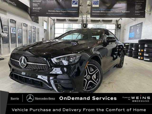 2021 Mercedes-Benz E-Class Base (Stk: 21MB146) in Innisfil - Image 1 of 22